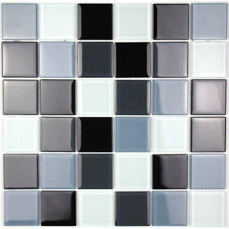carrelage en verre mural carrelage de verre mural pour cuisine et salle de bain mv noi 48 sygma