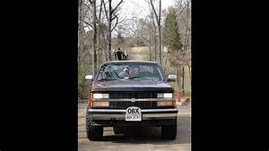 93 Chevy Silverado Z71 Off Road 4wd Short Bed   Southern