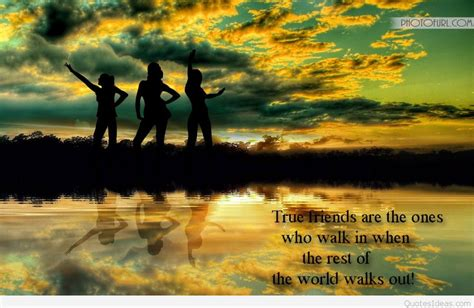 amazing friendship image hd quote