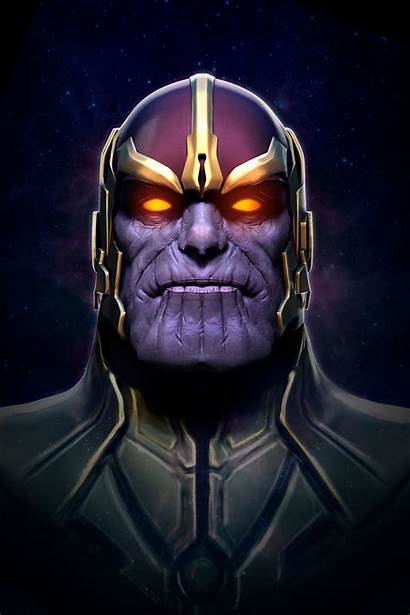 Thanos Phone Marvel Comics Wallpapers Android Titan