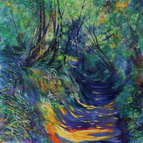 Recent paintings - Carolyn Brettell - Contemporary ...