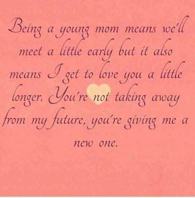 Quotes For Young Single Mothers