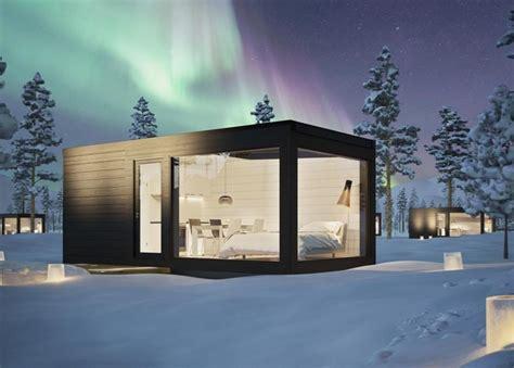 Polarlichter 4 Tage Finnland Im Top Glashaus Mit