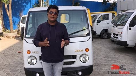 tata ace gold chota hathi mini truck review