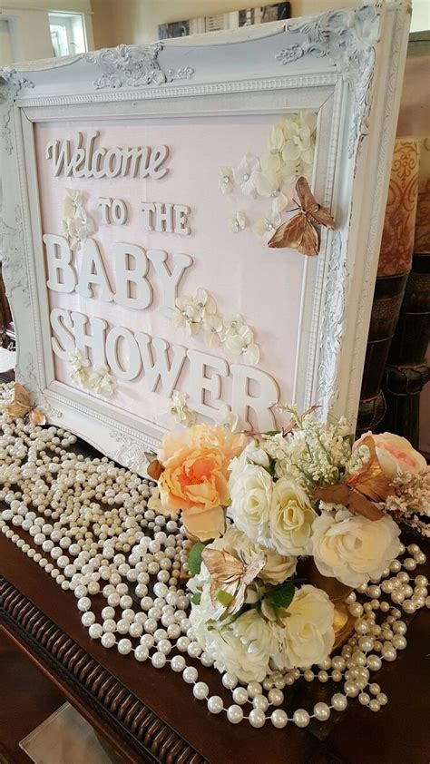 Decorating Ideas For Baby Shower by Best 25 Baby Shower Ideas On Baby