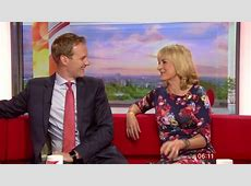 BBC Breakfast's Louise Minchin suffers embarrassing