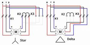 Delta Motor Wiring