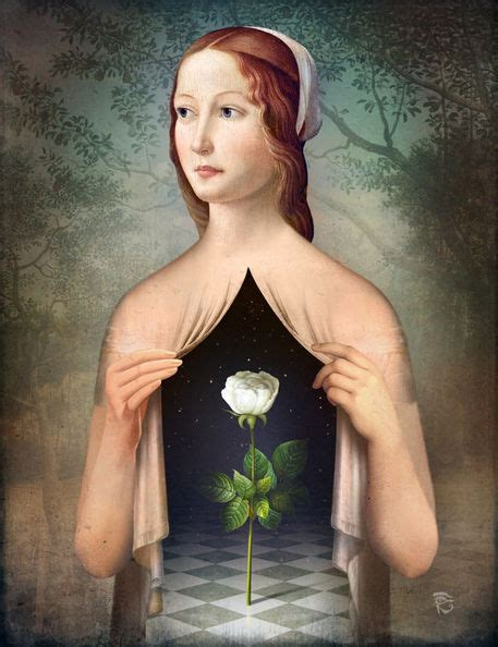 The Rose Digital Art Prints Posters Christian