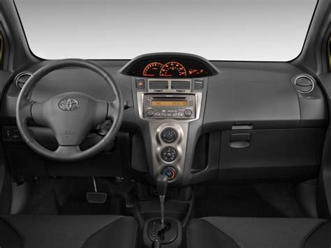 image  toyota yaris dr hb auto  natl dashboard