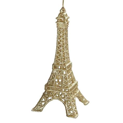 sparkling eiffel tower christmas decoration ciupa biksemad