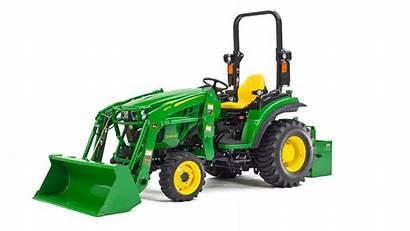 2032r Deere John Tractors Compact Utility Tractor