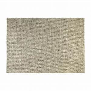 gleese tapis 170x240cm en laine beige habitat With tapis kilim avec canapé 20 fois sans frais