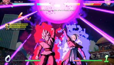 Review Dragon Ball Fighterz Is A Fighting Game For