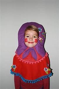 Déguisement Carnaval Original : activite d guisement de matrioshka pays russie deguisement poupee deguisement bebe et ~ Melissatoandfro.com Idées de Décoration
