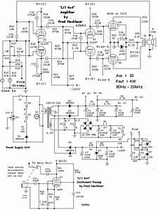 U0026quot Li U0026 39 L 4x4 U0026quot  Tube Amplifier