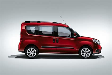 Fiat Diablo by Fiat Launches Facelifted Doblo Mpv Releases Uk Pricing