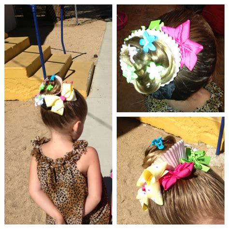 9 Best Images About Crazy Hair Day On Pinterest Last