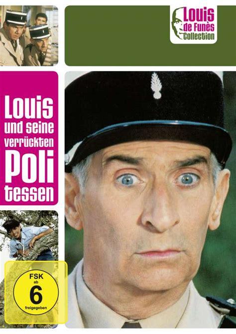 Louis germain david de funès de galarza was born on july 31, 1914, in courbevoie, france. Louis de Funes: Louis und seine verrückten Politessen (DVD ...