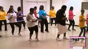 Work It Line Dance - Instructions