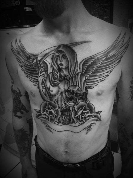 50+ Best Chest Tattoos For Men (2020) Tribal Pieces