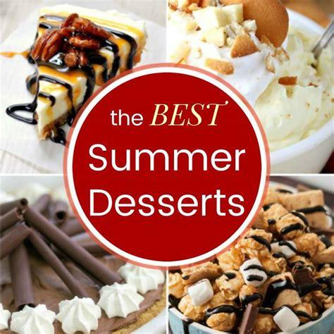 best summer desserts best summer dessert recipes cupcakes kale chips