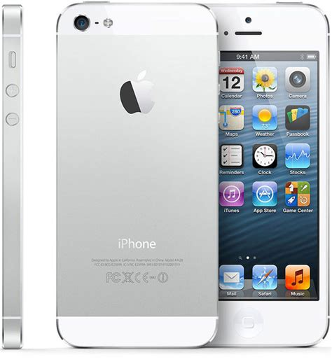 sprint iphones for apple iphone 5 32gb smartphone for sprint white