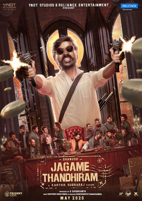 Jagame thandhiram is a tamil action thriller movie written and directed by karthik subbaraj of petta fame. Dhanush makes a hot announcement on 'Jagame Thandhiram ...