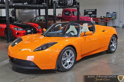 2008 Tesla Roadster  San Francisco Sports Cars