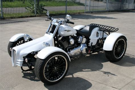 Harley Custom Trikes And Quads