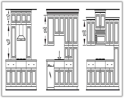 what is the height of kitchen cabinets kitchen cabinet installation height home design ideas 9863
