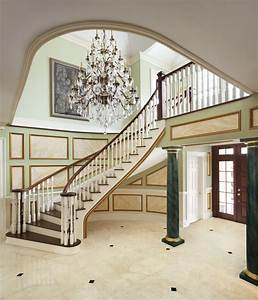 Gorgeous Foyer Chandeliers trend New York Traditional