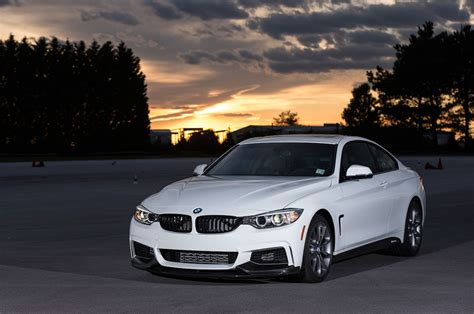 2016 bmw 435i zhp coupe edition debuts with hp bump handling upgrades