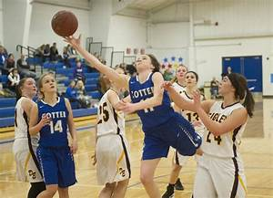 Girls basketball: Poor shooting costs Cotter a victory on ...