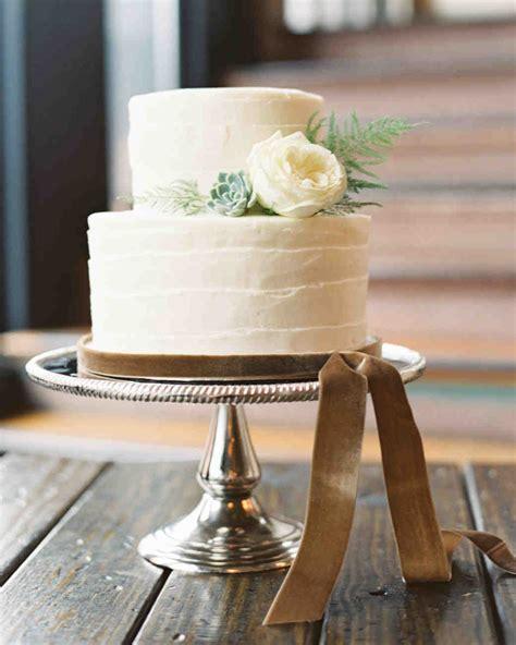 32 Small Wedding Cakes With A Big Presence Martha
