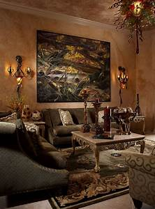 interior of floridian homes