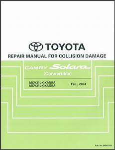 1996 Toyota Camry Service Shop Repair Set Factory Dealership Oem Books Service Wiring Diagrams And The Automatic Transmission