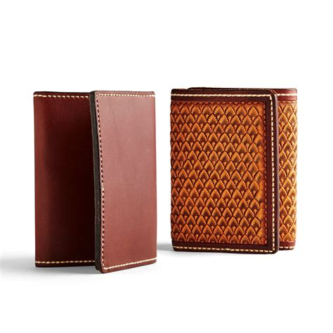 We did not find results for: TandyPro® Tri-Fold Wallet 6-Card Template — Tandy Leather, Inc.