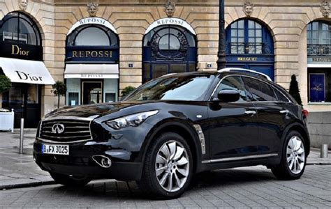 nissan infiniti 2016 infinity qx70 redesign autos weblog