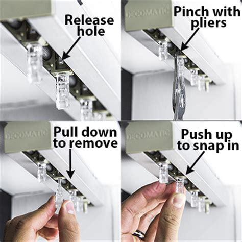 vertical blind repair decomatic vertical blind stem replacement pliers