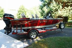 Lund Boat Mr Pike 17