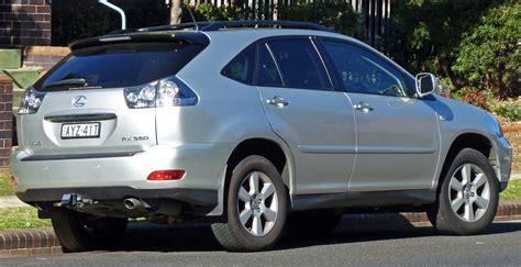 File:2006-2007 Lexus Rx 350 (gsu35r) Sports Wagon 01.jpg