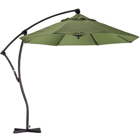 Sunbrella Patio Umbrella Offset by Object Moved