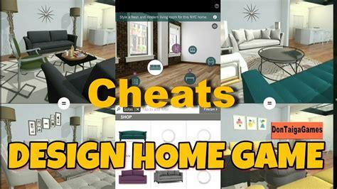 home design app hacks design home cheats code android