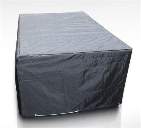 housse de protection pour salon de jardin fauteuils encastrables