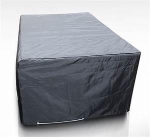 Housse Table De Jardin : housse de protection rectangulaire table de jardin brooklyn ~ Teatrodelosmanantiales.com Idées de Décoration