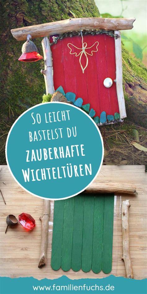 Kinderzimmer Deko Feen by Diy Zauberhafte Verwunschene Wichtelt 252 R Basteln
