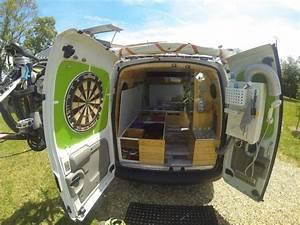 Amenagement Camion Camping Car : am nagement kangoo rallong kangoo camping car powa kangoo am nag camion amenager et fourgon ~ Maxctalentgroup.com Avis de Voitures