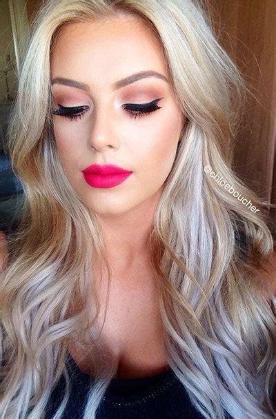 natural summer face makeup trends ideas  girls women  modern fashion blog
