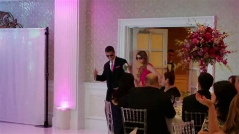 best wedding reception entrance