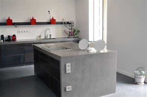 beton ciré pour cuisine béton ciré pour cuisine béton ciré